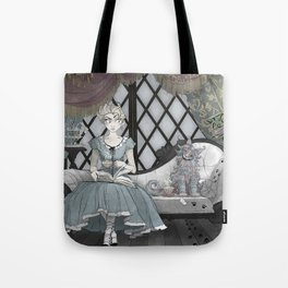 An Uneasy Truce Tote Bag