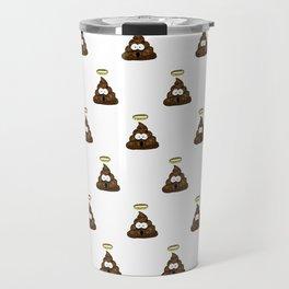 Holy Crap! - Bathroom Humor - Poop - 57 Montgomery Ave Travel Mug