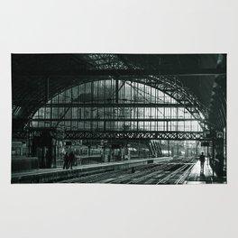 train station Rug