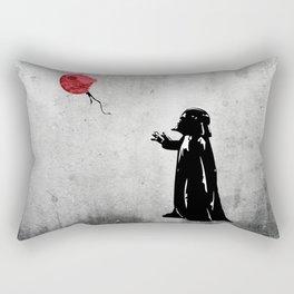 Little Vader - Inspired by Banksy Rectangular Pillow