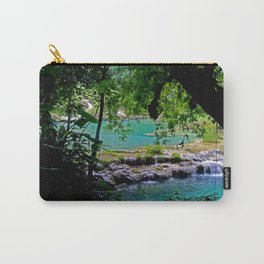 Between the branches Carry-All Pouch