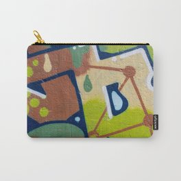 graffiti painting closeup - graffiti artwork Carry-All Pouch