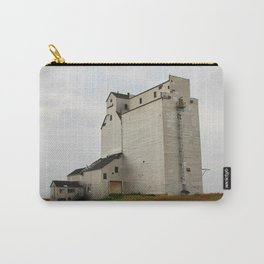 Grain Elevator on the Canadian Prairie Carry-All Pouch
