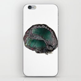 Diatomic Heart iPhone Skin