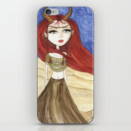 Desert Queen iPhone Skin