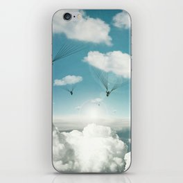 The Rain Bringers iPhone Skin