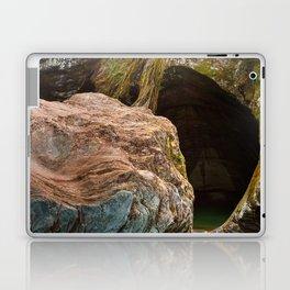 Gobble Rock Cave Laptop & iPad Skin