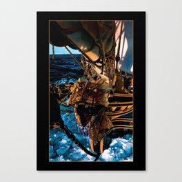 Pirate Ship II Canvas Print