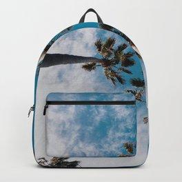 Palm Tree Sky Backpack