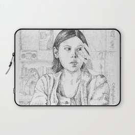 Out of Mind, Out of Sight Laptop Sleeve