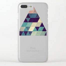 cryyp Clear iPhone Case