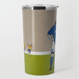Roberto Baggio Travel Mug