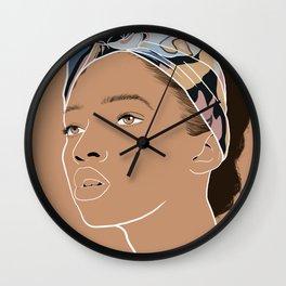 Rachid Wall Clock