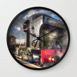 Steam Locomotive 1501 at Bewdley Wall Clock