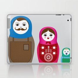 Nesting Family Laptop & iPad Skin