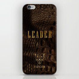 LEADER PHONE CASE iPhone Skin