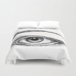 Eye Duvet Cover