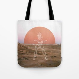 Bang! Bang! Tote Bag