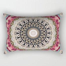 Mandala Hahusheze  Rectangular Pillow