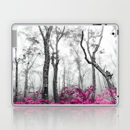 Princess Pink Forest Garden Laptop & iPad Skin