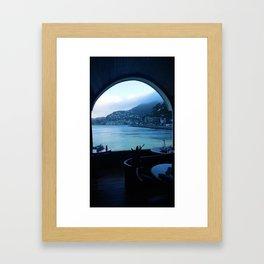San Francisco Blues Framed Art Print