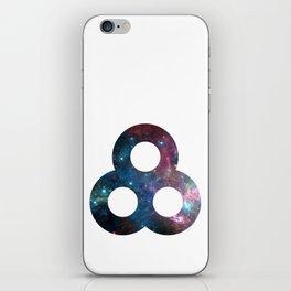 Bonnaroo in SPAAAACE iPhone Skin