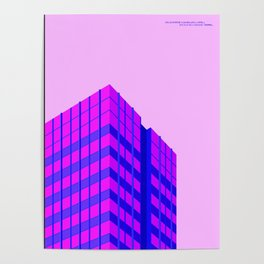 [INDEPENDENT] ATLAS TOWER - MOURAD BEN EMBAREK Poster