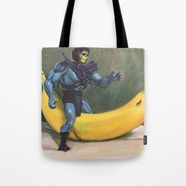 Riding Bananor Tote Bag
