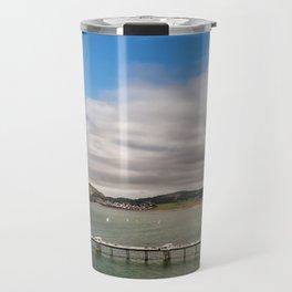 Llandudno Pier Travel Mug