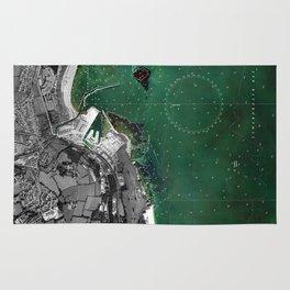 Par Docks Map 2012 Rug