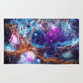 Lobster Nebula Rug