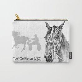 Sir Castleton (NZ) - Standardbred Carry-All Pouch