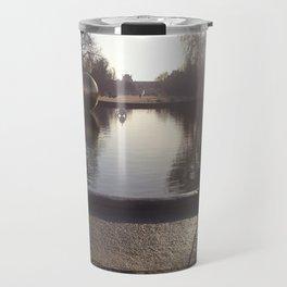 Garden Reflections Travel Mug