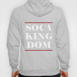 Soca Threads : Soca Kingdom 2018 Shirt Hoody