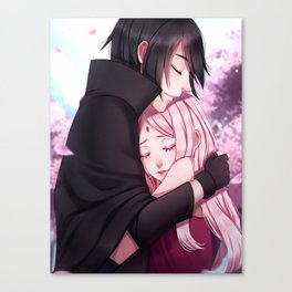 Connected Feelings Canvas Print