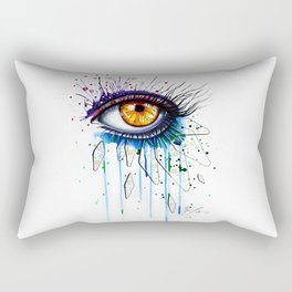 """Abrtract feelings"" Rectangular Pillow"