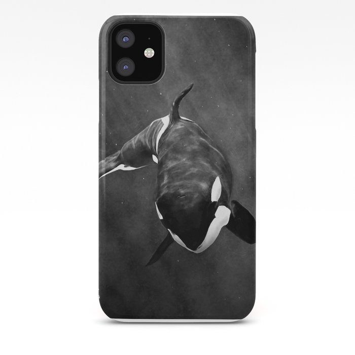 The Orca iPhone Case