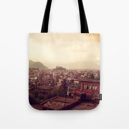 Kathmandu Sea Tote Bag