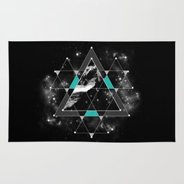 Time & Space Rug