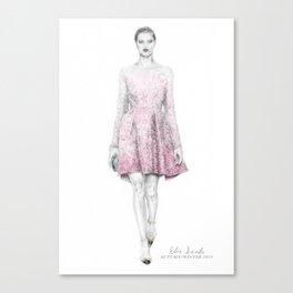 Elie Saab Canvas Print