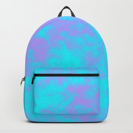 Cotton Candy Clouds - Purple & Blue Backpack