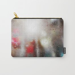 Raindrops on the window  Carry-All Pouch
