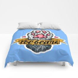 Toe Beans Comforters