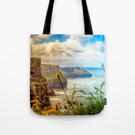 Cliffs of Moher (2) Tote Bag