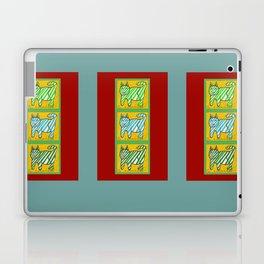 Cat, Cat, cat Laptop & iPad Skin