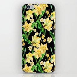 Narcissus' Garden iPhone Skin