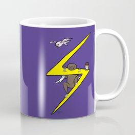 Ms. Marvel's Sloth Coffee Mug