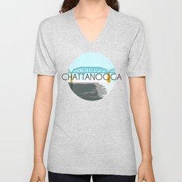 CHATTANOOGA Unisex V-Neck