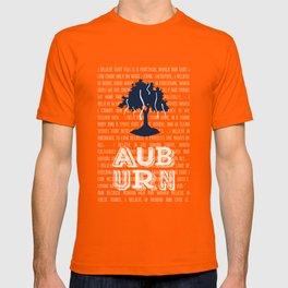 Auburn Creed T-shirt
