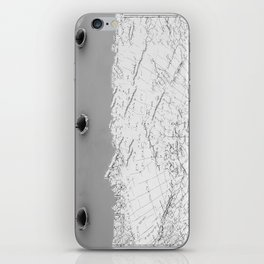 Draining Alaska iPhone Skin